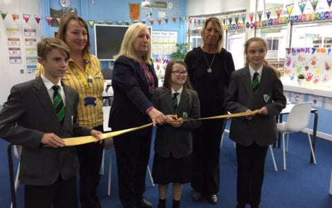 Accelerated learning launched at The Holgate Academy