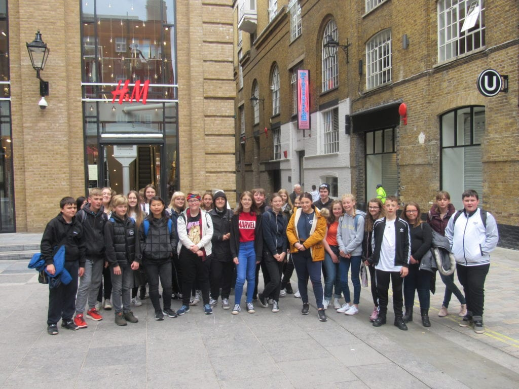 Musical theatre experience day
