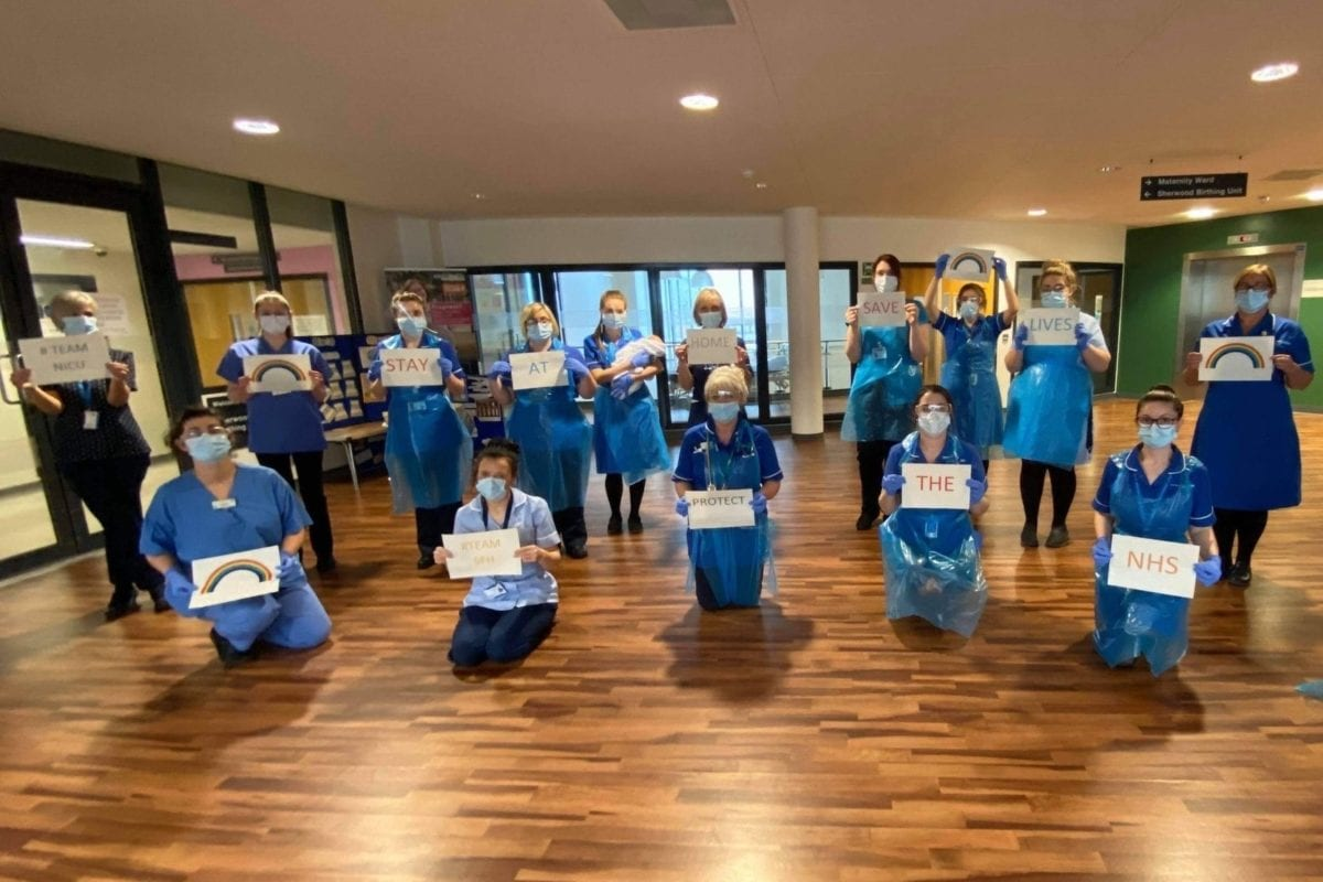 Academies support drive for personal protective equipment for NHS staff